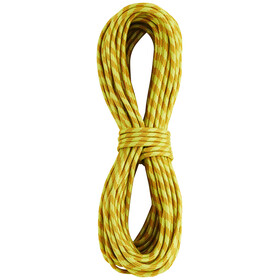 Edelrid Confidence - Corde d'escalade - 8mm 40m jaune/orange